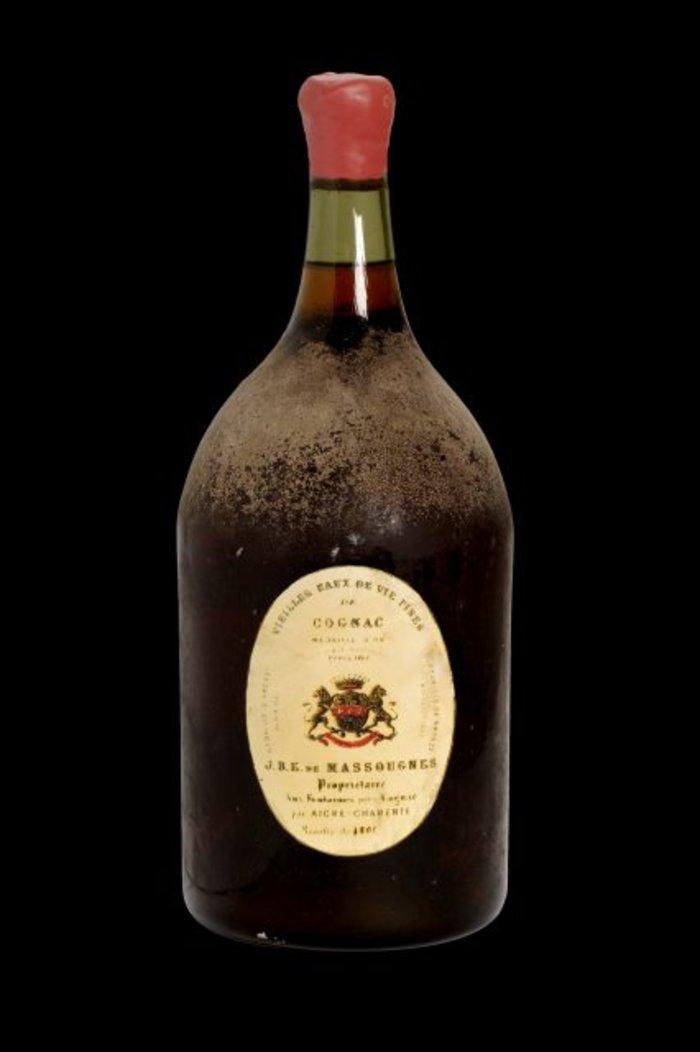 Κονιάκ του 1801 πουλήθηκε για £222,000!