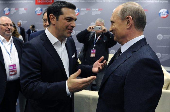 Figaro: Αφωνος ο Ολάντ όταν ο Πούτιν του είπε για τις δραχμές!