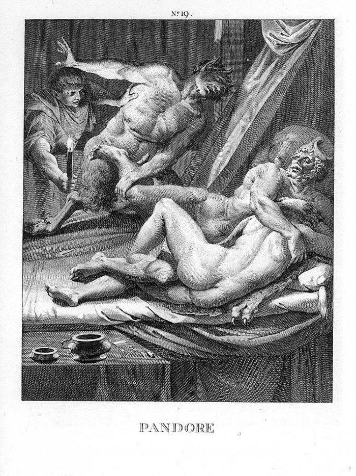 Μαρκαντόνιο Ραϊμόντι:Ο άνθρωπος που ανακάλυψε την ερωτική πορνογραφία - εικόνα 2