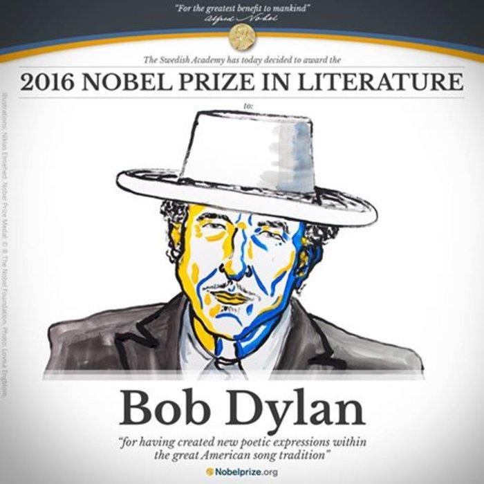 Μπομπ Ντίλαν: Ενας άλλου τύπου λογοτέχνης - εικόνα 6