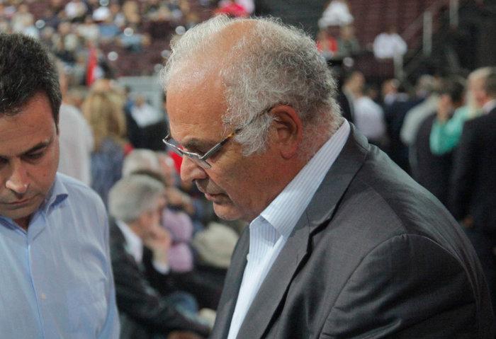 Ο πρώην δήμαρχος Πειραιά Στέλιος Λογοθέτης.