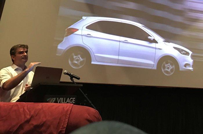 Ο υπεύθυνος Δημοσίων Σχέσεων και Επικοινωνίας της Ford Γιάννης Κάττωριτς αναλύει την τοποθέτηση του μοντέλου στην αγορά