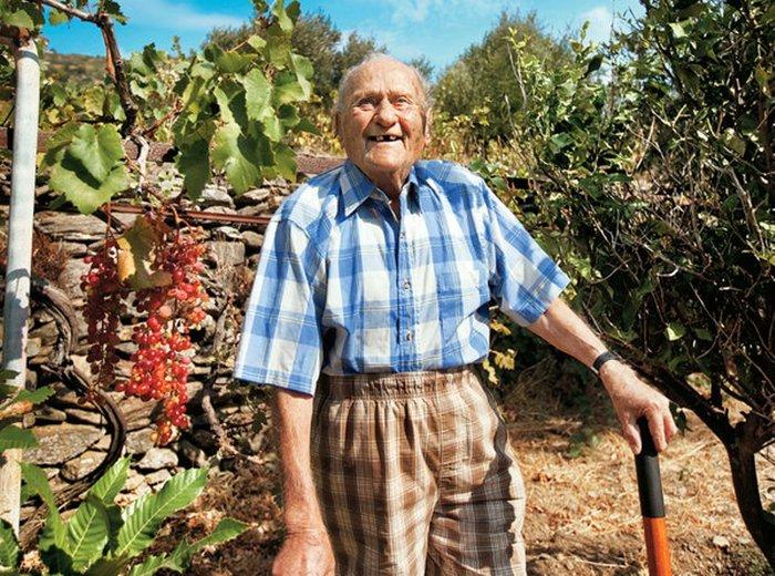Η Ικαρία των αιωνόβιων κατοίκων στο παγκόσμιο «Top 5» της μακροζωίας