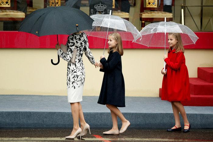 Οι κόρες της Λετίσια έχουν κληρονομήσει το στιλ της μαμάς τους - εικόνα 4