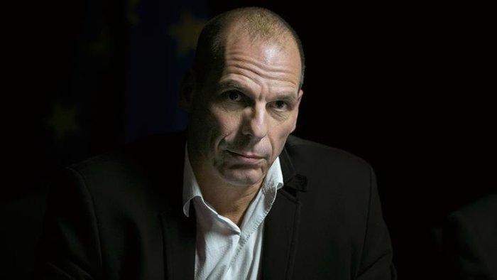 Ο πρώην υπουργός Οικονομικών Γιάνης Βαρουφάκης