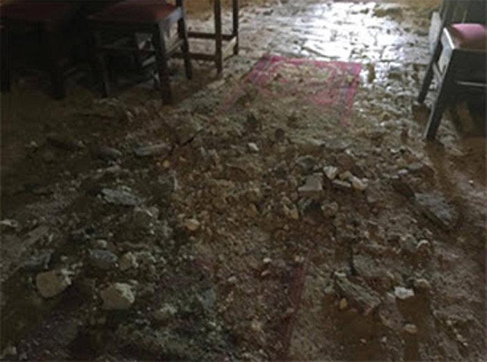 Ζημιές σε μοναστήρι του 11ου αιώνα από τον σεισμό στα Ιωάννινα - εικόνα 2