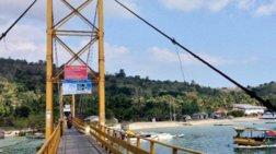 Κατέρρευσε γέφυρα που ένωνε νησιά στο Μπαλί- 9 νεκροί