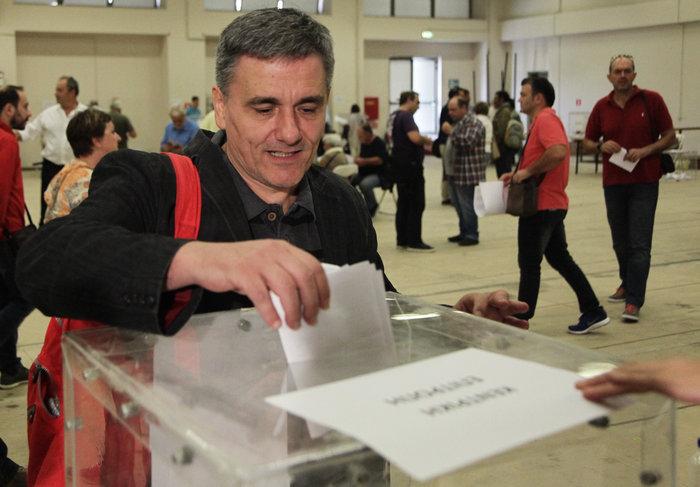 Tα highlights του συνεδρίου του ΣΥΡΙΖΑ μέσα από 25 καρέ - εικόνα 11