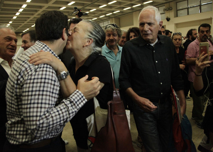 Tα highlights του συνεδρίου του ΣΥΡΙΖΑ μέσα από 25 καρέ - εικόνα 13