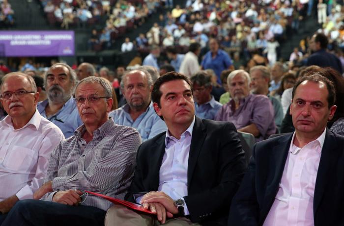 Tα highlights του συνεδρίου του ΣΥΡΙΖΑ μέσα από 25 καρέ - εικόνα 20
