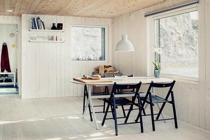 Ένα μικρό, γαλήνιο σπίτι στη Νορβηγία - εικόνα 3