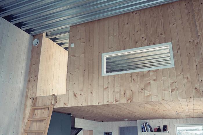 Ένα μικρό, γαλήνιο σπίτι στη Νορβηγία - εικόνα 6