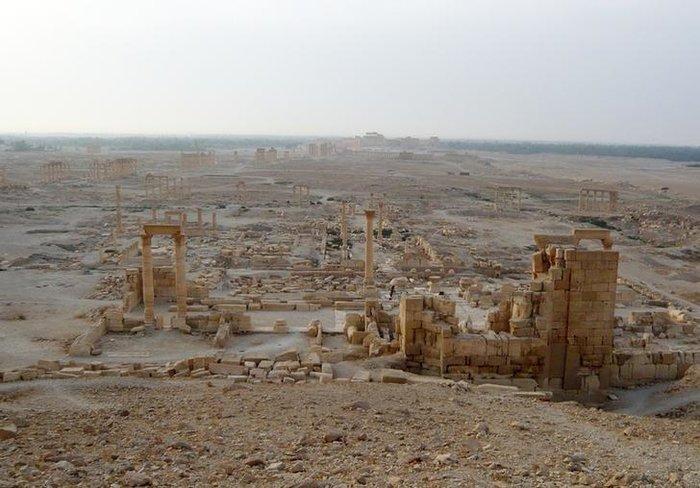 La Stampa: Πως η μαφία καιτο ISIS διακινούν τις λεηλατημένες αρχαιότητες - εικόνα 3