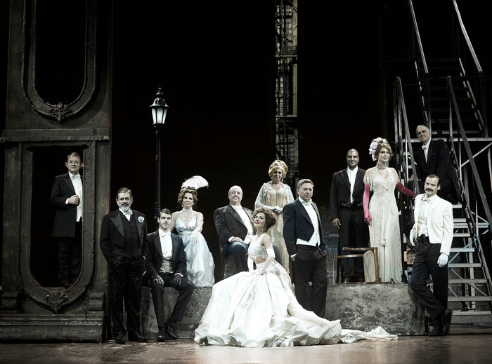 Η Δήμητρα Ματσούκα είναι η «Ωραία μου Κυρία» στο θέατρο Πάνθεον