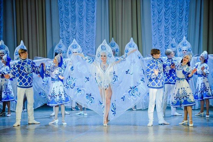 Χοροθέατρο Μόσχας Γκζελ: Η ιστορία των λαών της Ρωσίας στο Μέγαρο - εικόνα 2