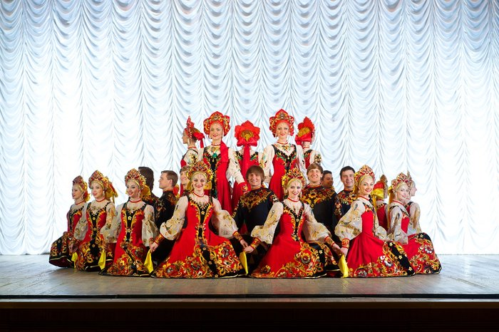 Χοροθέατρο Μόσχας Γκζελ: Η ιστορία των λαών της Ρωσίας στο Μέγαρο - εικόνα 4