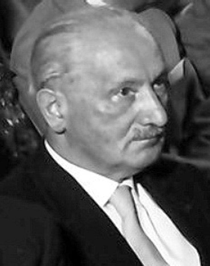 «Μην βλέπεις τί υπάρχει κάτω από τό κίνημα, αλλά τις απόψεις του Φύρερ και τα μεγαλειώδη σχέδιά του. Χθες έγινα μέλος του NSDAP (Εθνικοσοσιαλιστικό Γερμανικό Εργατικό Κόμμα)» γράφει ο Χάιντεγκερ στις επιστολές προς τον αδελφό του