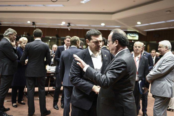 Ραντεβού κορυφής για το χρέος-Τι θα ζητήσει ο Α. Τσίπρας από Μέρκελ & Ολάντ