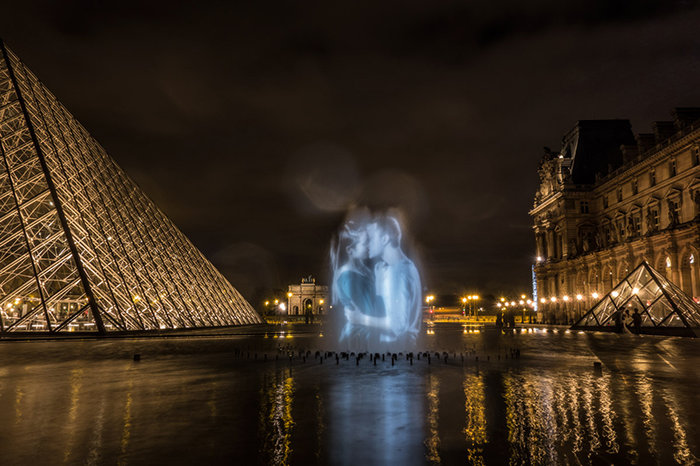 Εκατό φιλιά στους τοίχους του Παρισιού - εικόνα 11