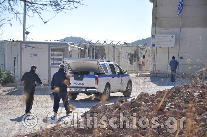 Υπό κατάληψη από τους πρόσφυγες το hotspot της ΒΙΑΛ στη Χίο - εικόνα 3