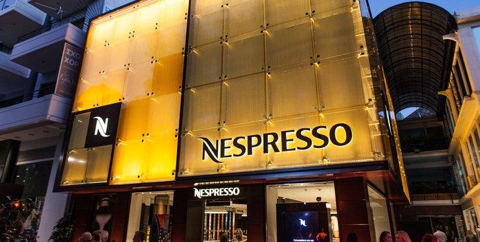 Η νέα Boutique Nespresso στην Γκυφάδα