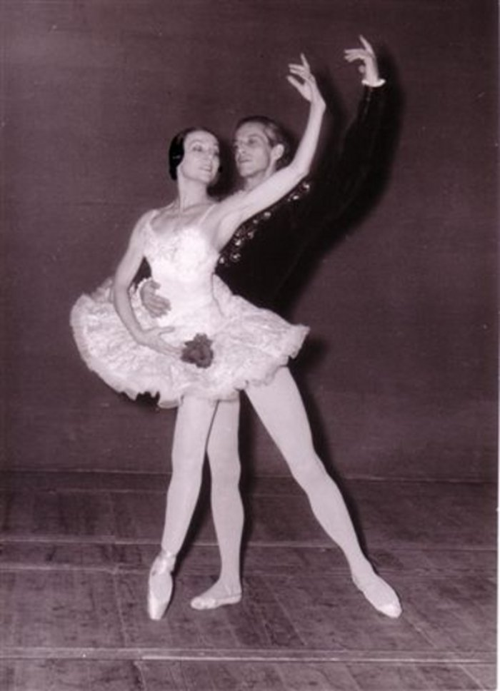 Chauviré: Eφυγε στα 99 η grande dame του γαλλικού μπαλέτου.Η μυθική ζωή της - εικόνα 2