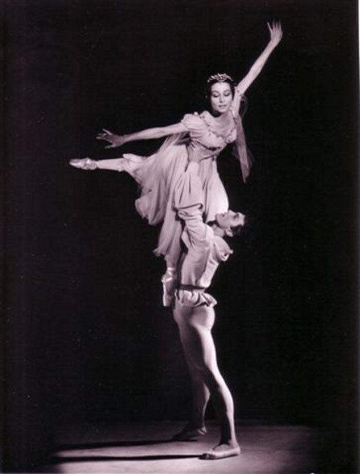 Chauviré: Eφυγε στα 99 η grande dame του γαλλικού μπαλέτου.Η μυθική ζωή της - εικόνα 3