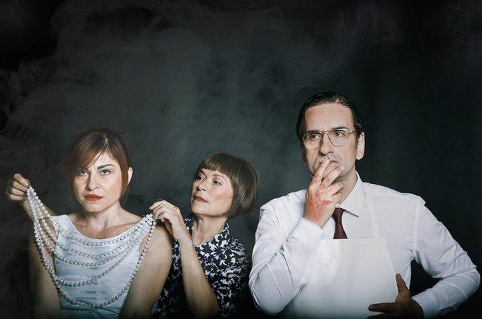 Το ερωτικό θρίλερ του Άνταμ Σάιντλ «Φοβάσαι;» στο θέατρο Ιλίσια - Βολανάκης