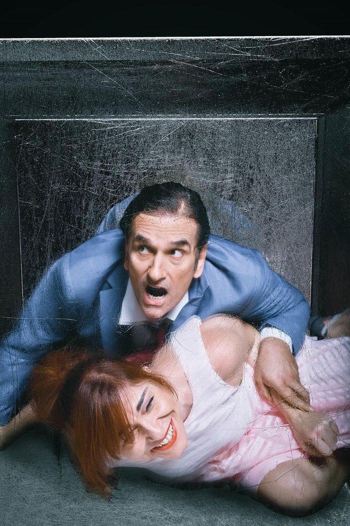 Το ερωτικό θρίλερ του Άνταμ Σάιντλ «Φοβάσαι;» στο θέατρο Ιλίσια - Βολανάκης - εικόνα 4