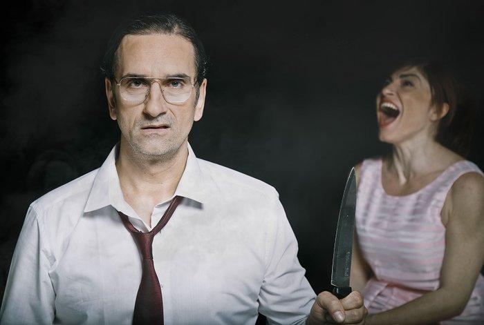 Το ερωτικό θρίλερ του Άνταμ Σάιντλ «Φοβάσαι;» στο θέατρο Ιλίσια - Βολανάκης - εικόνα 5
