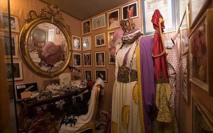 Το Θεατρικό Μουσείο μεταφέρεται στην ΕΡΤ και αρχίζει η συντήρησή του