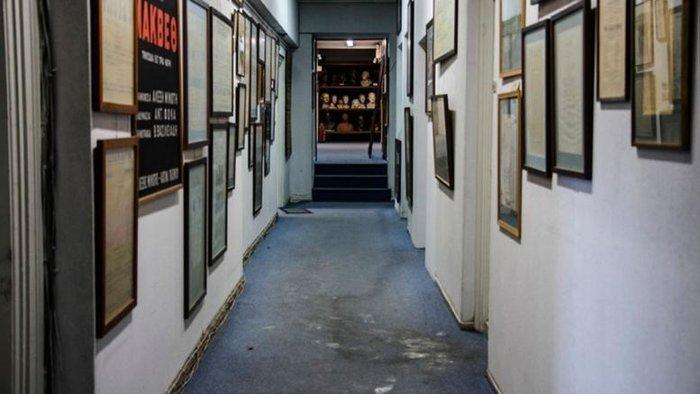 Το Θεατρικό Μουσείο μεταφέρεται στην ΕΡΤ και αρχίζει η συντήρησή του - εικόνα 2