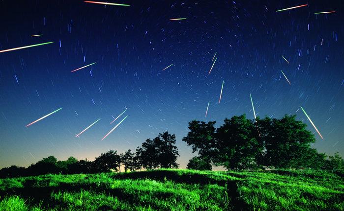 Απόψε η φθινοπωρινή βροχή αστεριών, πέφτουν χιλιάδες Ωριωνίδες