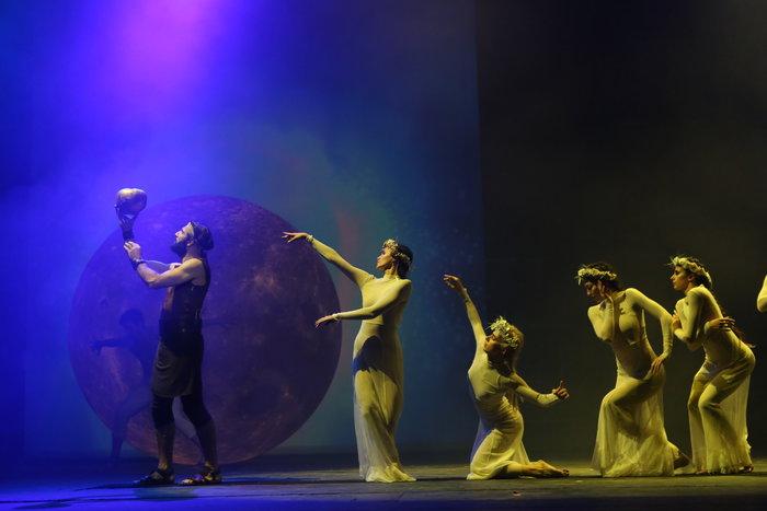 Οι 12 άθλοι του Ηρακλή και πάλι στο Θέατρο Πάνθεον, με τον Νίκο Κουρή - εικόνα 3