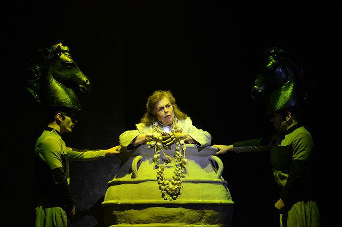 Οι 12 άθλοι του Ηρακλή και πάλι στο Θέατρο Πάνθεον, με τον Νίκο Κουρή - εικόνα 4