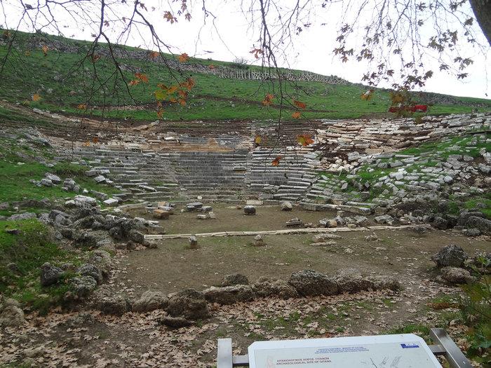 Αρχαίο Θέατρο Γιτάνων