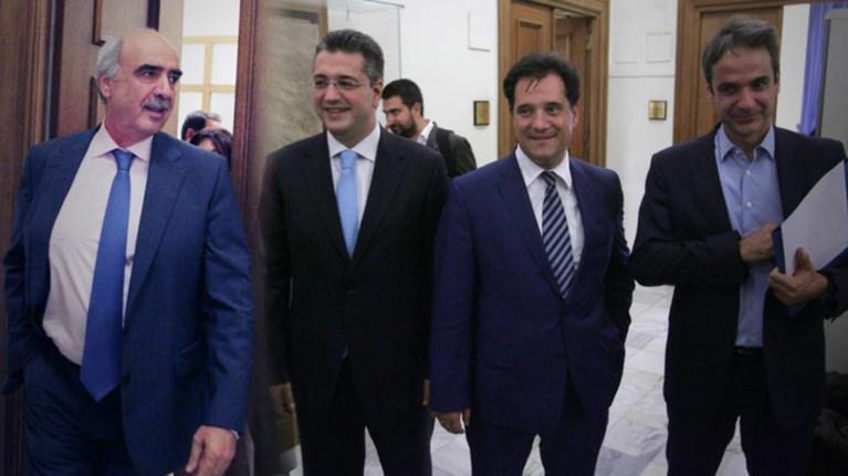 Yπάρχουν στη ΝΔ «μαξιλάρια» της κυβέρνησης ΣΥΡΙΖΑ;...