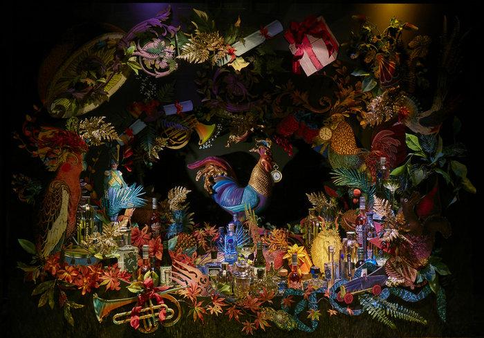 Λονδίνο  & Νέα Υόρκη: Οι μαγικές καλλιτεχνικές βιτρίνες των Χριστουγέννων - εικόνα 4