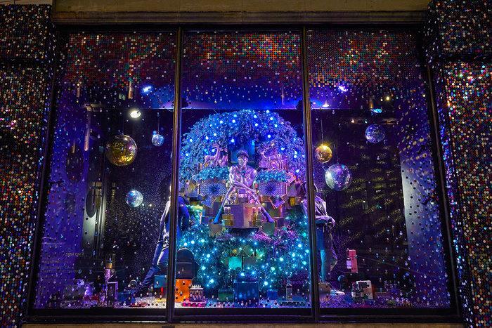 Λονδίνο  & Νέα Υόρκη: Οι μαγικές καλλιτεχνικές βιτρίνες των Χριστουγέννων - εικόνα 16