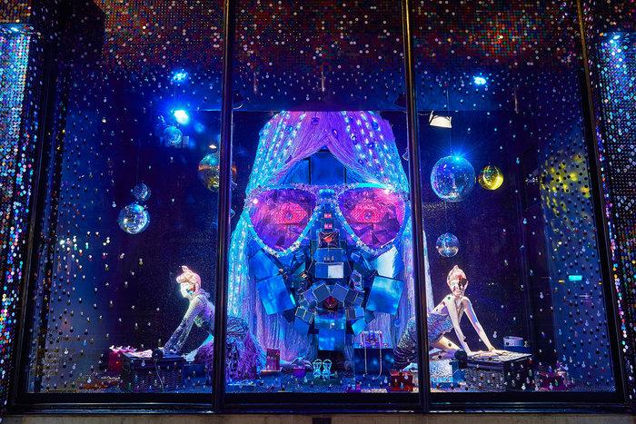 Λονδίνο  & Νέα Υόρκη: Οι μαγικές καλλιτεχνικές βιτρίνες των Χριστουγέννων - εικόνα 18