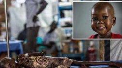 Οι 11 μέρες που άλλαξαν τη ζωή ενός υποσιτισμένου κοριτσιού στο Σουδάν