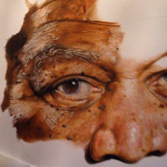Ταλαντούχος 18χρονος ζωγραφίζει σταρ του Χόλιγουντ με απίστευτη ακρίβεια! - εικόνα 4