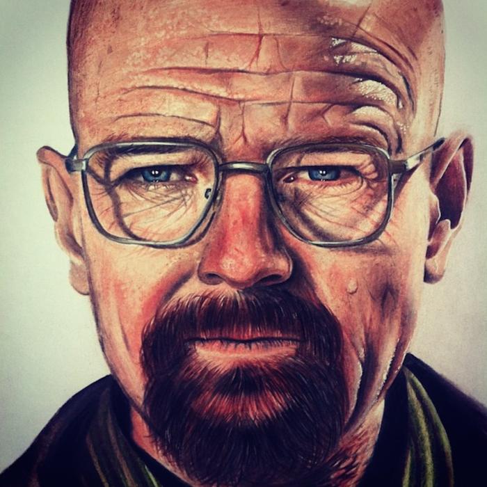 Ταλαντούχος 18χρονος ζωγραφίζει σταρ του Χόλιγουντ με απίστευτη ακρίβεια! - εικόνα 10