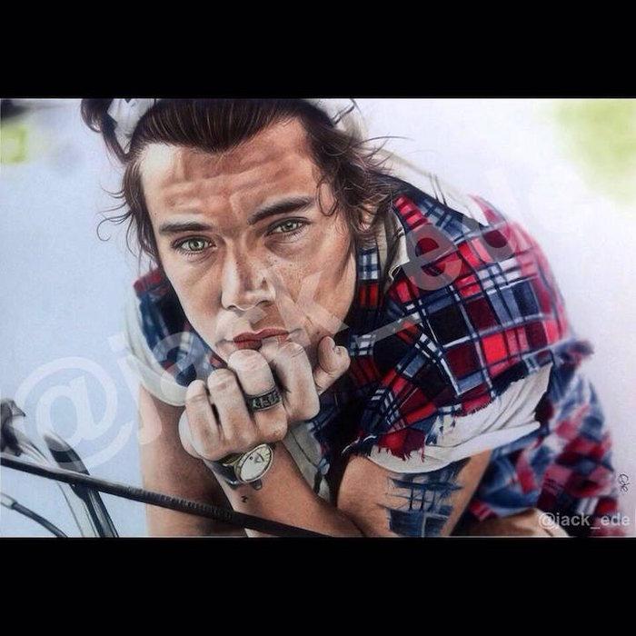 Ταλαντούχος 18χρονος ζωγραφίζει σταρ του Χόλιγουντ με απίστευτη ακρίβεια! - εικόνα 15