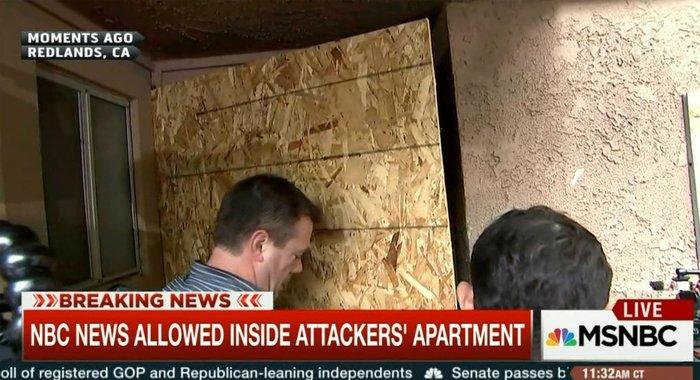 Βορά στα τηλεοπτικά συνεργεία το σπίτι των δραστών