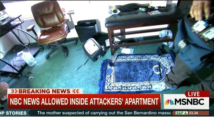 Βορά στα τηλεοπτικά συνεργεία το σπίτι των δραστών - εικόνα 2