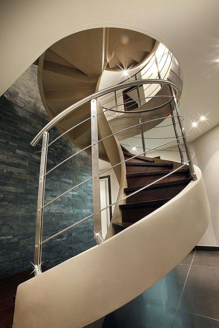 Το πιο χλιδάτο σπίτι βρίσκεται στις Γαλλικές Άλπεις - εικόνα 10
