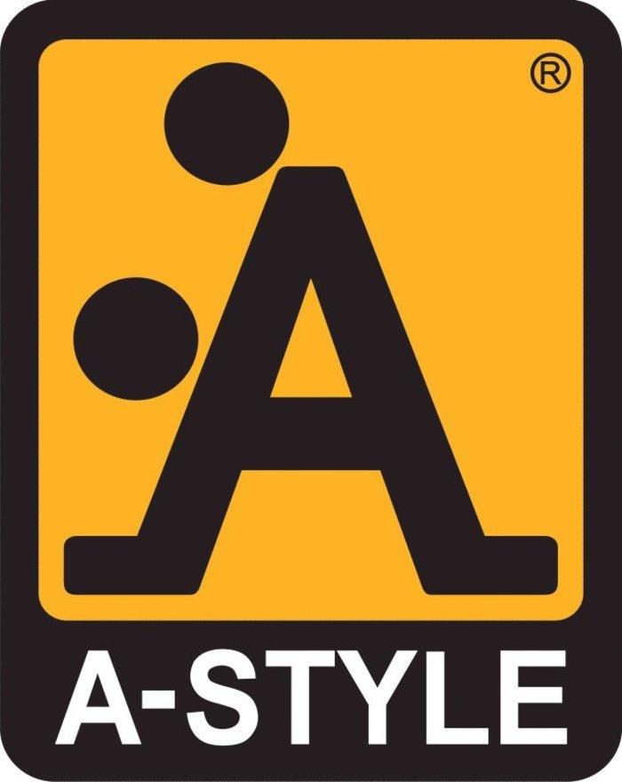 """Το 1991, η ιταλική εταιρία ρούχων A-Style δημιούργησε ένα τυποποιημένο """"Α"""" που μοιάζει σκόπιμα με δύο ανθρώπους που κάνουν σεξ για να δημιουργήσει buzz."""