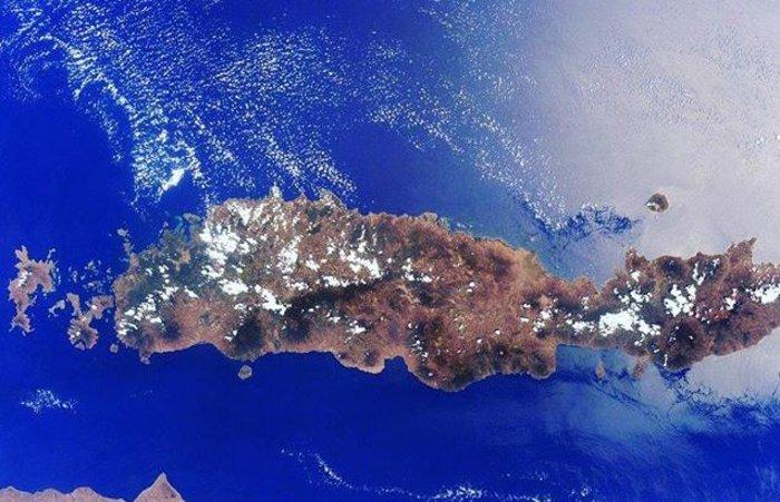 Δείτε τη γη από ψηλά: Με τα μάτια ενός αστροναύτη
