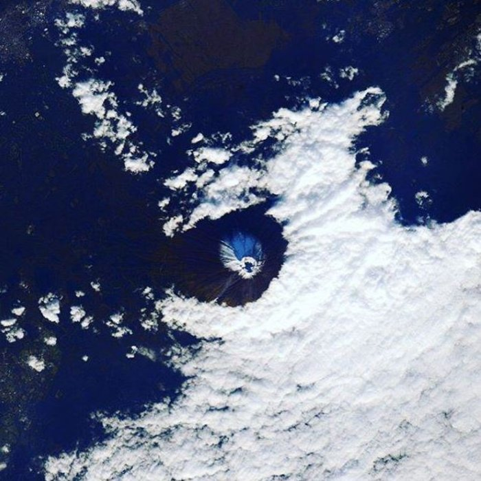 Δείτε τη γη από ψηλά: Με τα μάτια ενός αστροναύτη - εικόνα 2